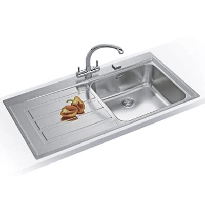 franke epos eox 611 kitchen sink lhd 101 0150 733