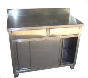 stainless steel kitchen table with drawers china stainless steel kitchen table with two drawers and