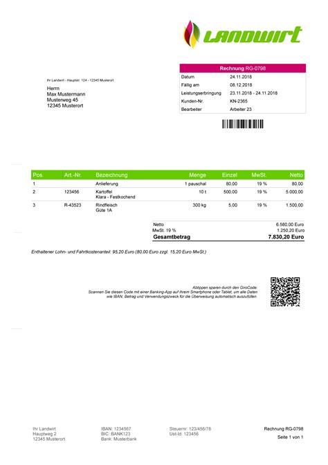 Rechnung Schweiz Leistungserbringung Deutschland Faktura Landwirtschaft Rechnungsprogramm Tierzucht Landmaschinen Verwaltung Edv Ebay