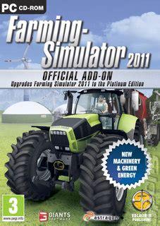 farming simulator 2011: official add on pc