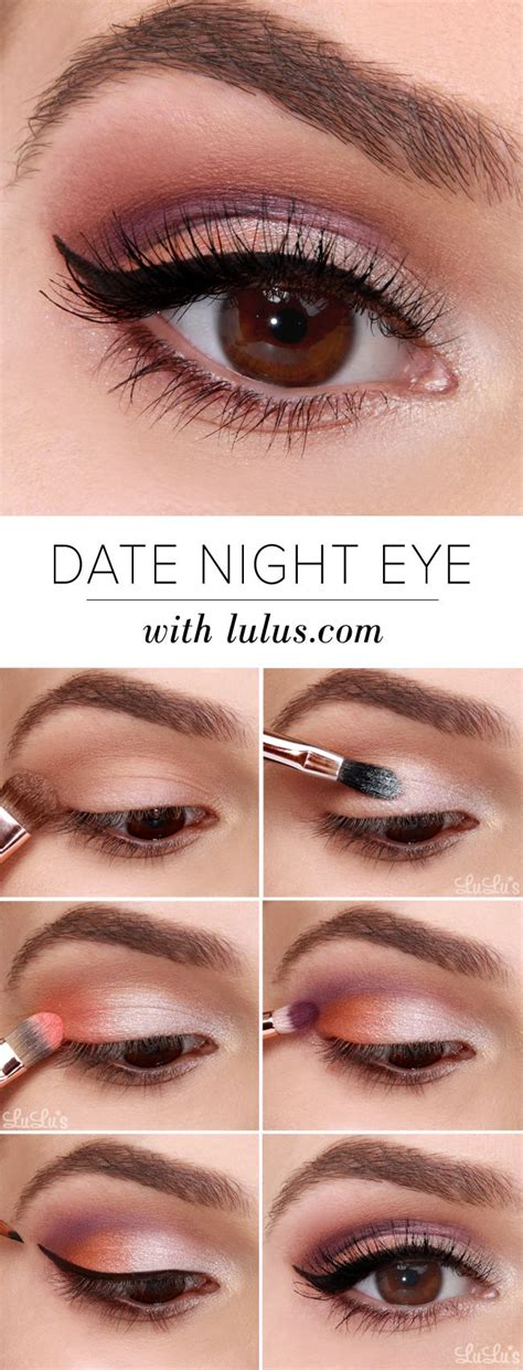 natural night makeup tutorial 12 step by step makeup tutorials for a night out