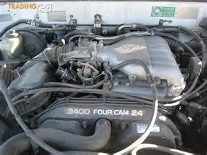 Toyota V6 Engine For Sale Toyota Prado 2001 V6 5vz Engine For Sale In Cbellfield