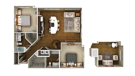 create 3d floor plan 3d floor plans cartoblue