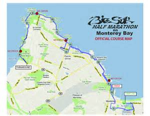 big sur international marathon best road races