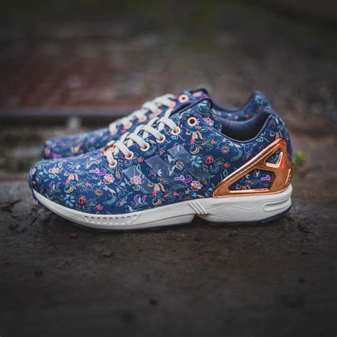 Adidas Zx Flux Limited Edition by Limited Editions X Adidas Consortium Zx Flux Sneakers