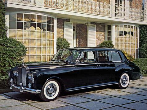 rolls royce vintage phantom 1963 rolls royce phantom v park ward limousine luxury