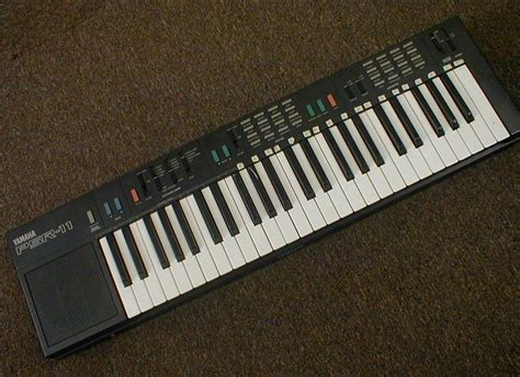 yamaha digital keyboard psr 11 second