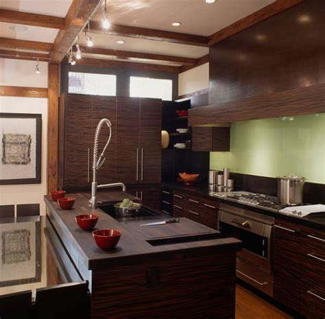 japanese kitchen cabinets asian kitchen designs pictures and inspiration