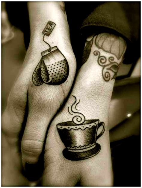 creative couples tattoos 101 complimentary designs for couples