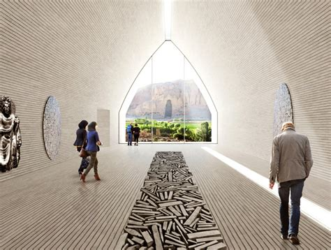 design museum competition 2015 unesco announces winning design for the bamiyan cultural