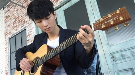 cara bermain gitar sungha jung tips belajar gitar fingerstyle untuk pemula