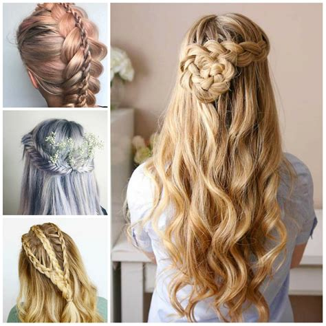 Unique Braided Hairstyles by Einzigartige Geflochtene Frisuren F 252 R 2017 Trend