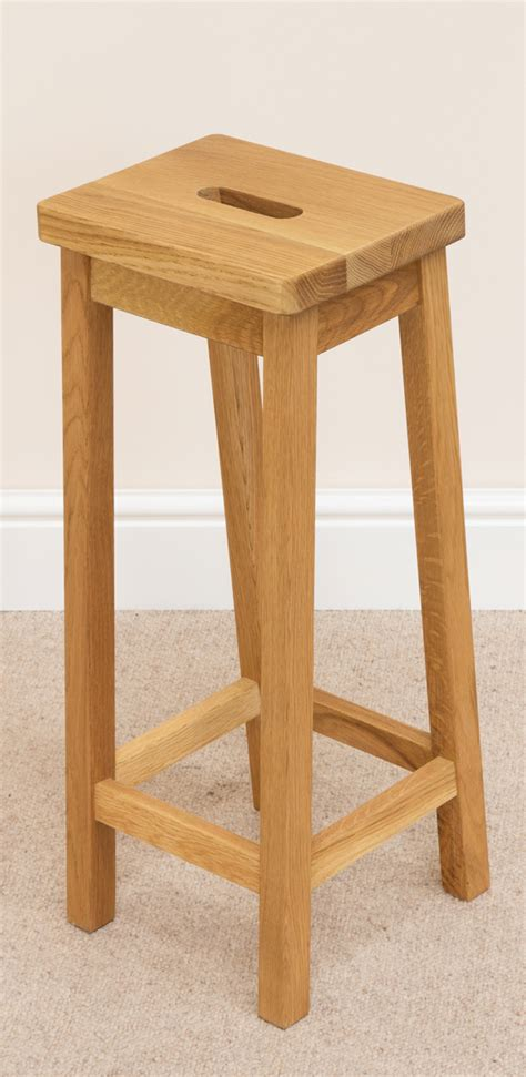 solid wood bar stools uk refectory bar stool 133 solid oak small stool bar