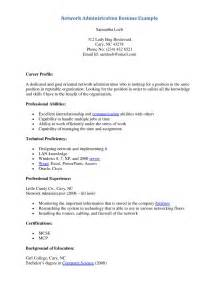 objective for business administration resume