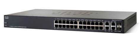 Switch Managed 24 Port cisco sf300 24 24 port 10 100 managed switch with gigabit uplinks cisco