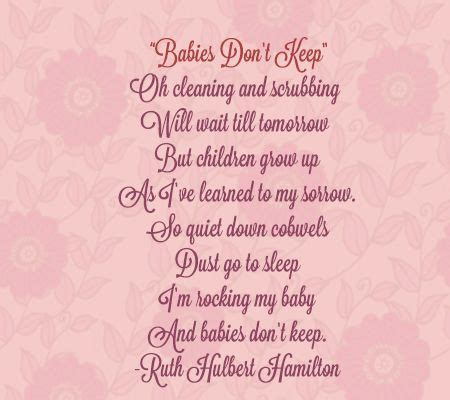 baby s s day poem baby poems diary and poem on