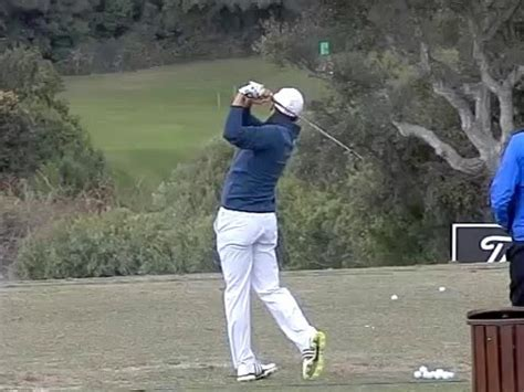 sergio garcia swing slow motion sergio garcia golf swing slow motion valderrama spanish