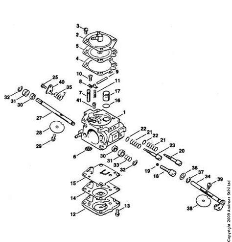 stihl ts400 parts diagram stihl 036 pro parts diagram sketch coloring page