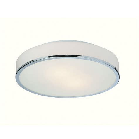 firstlight 5756 profile ip44 2 light bathroom flush fitting
