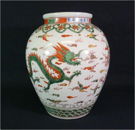 Reproduction Chinese Vases Vase En Porcelaine De Chine Meubles Art D 233 Co Lampe