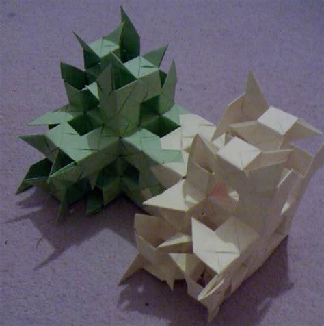 Origami Fractals - origami fractals