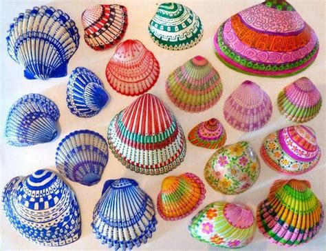 crafts with shells for 25 best ideas about seashell crafts on