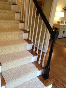 Carpet To Wood Stairs by Choosing A Stair Runner Some Inspiration And Lessons