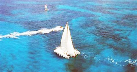 catamaran cozumel cozumel catamaran sailing and snorkeling excursion
