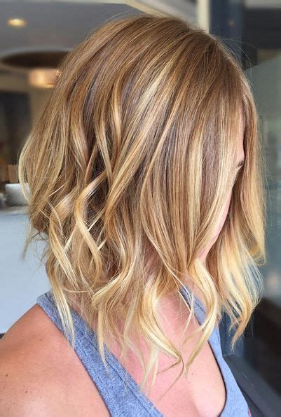 trendy haircuts ideas strawberry bronde balayage bob by kellymassiashair trendy hair color ideas 2017 2018 balayage on strawberry hair fashioviral net