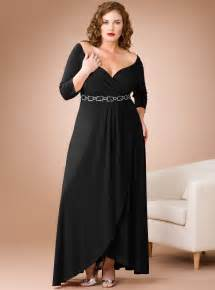 2 methods for getting plus size evening dresses