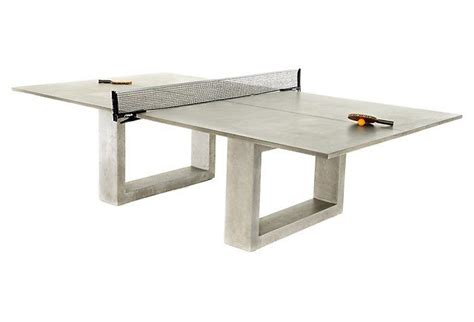 outdoor ping pong table outdoor mecca