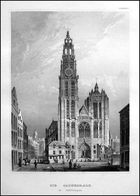 Belgium - Antwerpen Cathedrale | die Cathédrale in