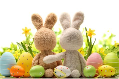 easter bunny is coming to town! whose got their eggs ready