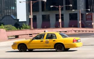 Taxi Cab Taxicabs Of The United States