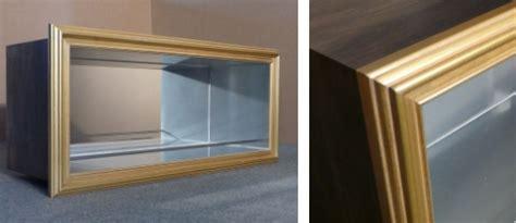 Spiegel Für Die Wand 2201 by Wandbar Mit Spiegel Bilderrahmen Und Edelstahl