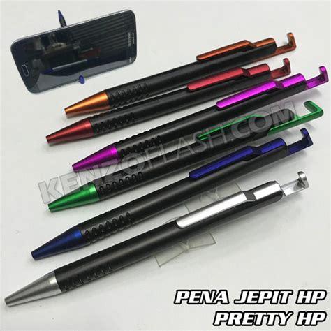 pulpen gantungan hp pulpen plastik pulpen stylus pretty jepit hp