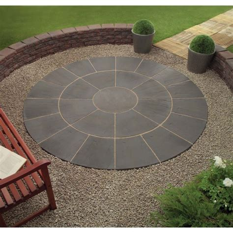 Circular Patio Designs 13 Circle Patio Ideas That Are Attractive For Your