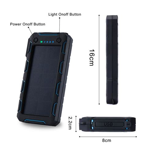Power Bank Xiaomi Solar Lest New Model Solar Power Bank Charger For Iphone Xiaomi Power Bank Buy Solar Power Bank
