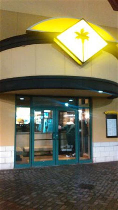 California Pizza Kitchen Hunt Valley by The Entrance From The Outside Of The Mall Picture