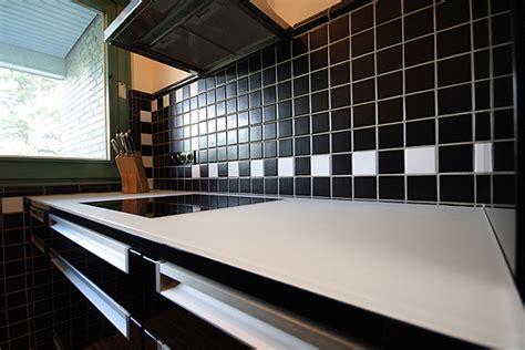 glas für küchenschränke k 252 che arbeitsplatte glas