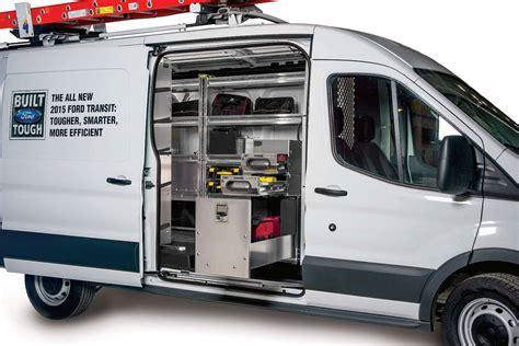 ford transit accessories shelving racks ranger design