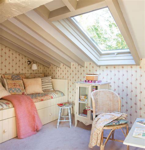 Room En Español by Attic Bedroom Design In