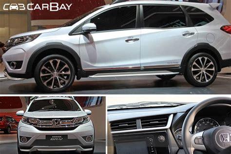honda car models list honda br v japanese crossover ready to rule philippines
