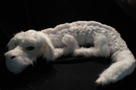 flying from neverending story falkor the luckdragon stuffed doll