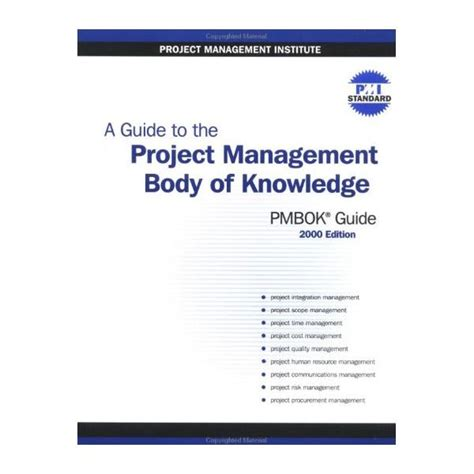 A Guide Book Knowledge Management a roundup of the top 10 project management books