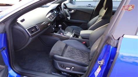 rs7 seats new audi rs7 sportback review 187 motoroctane