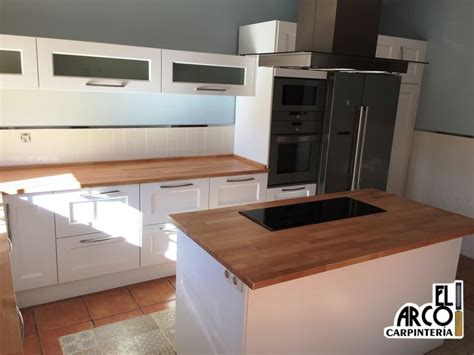 encimera haya 8 best cocina mdf lacada en color blanco encimera de