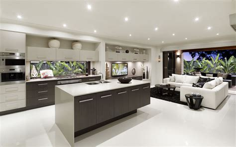 Open Kitchen Plans With Island interior design gallery home decorating photos