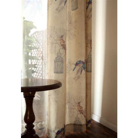 birdhouse curtains bird curtain