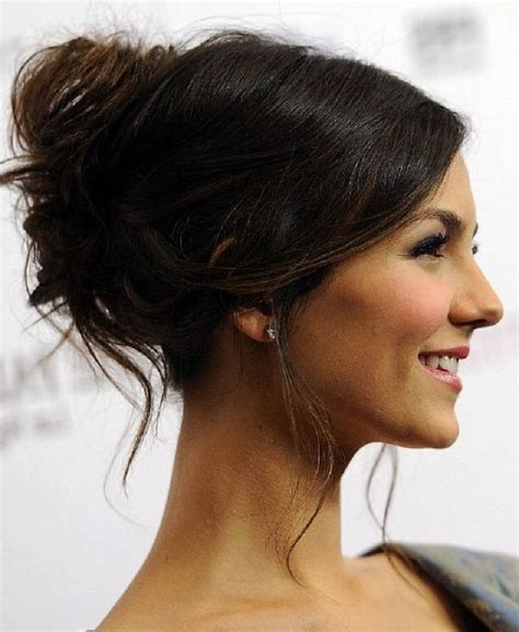 long hair easy hairdos easy updos for long hair pictures